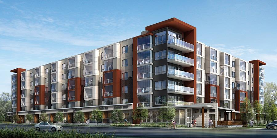 万锦市The Condominiums of Cornell公寓
