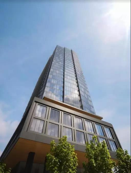 【楼盘推荐】市中心现代化公寓楼花,热盘销售,高性价比,2室50多万