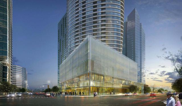 北约克4800 Yonge St公寓楼花,Yonge/Sheppard的正中心!