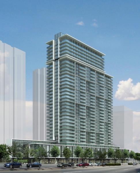 【公寓楼花】北约克钻石地段YONGE/SHEPPARD稀有公寓PEARL 二期火爆销售