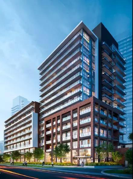 Lumina北约克地铁站高档社区公寓推出最新内部VIP特惠,单位数量有限,赶紧抢购!