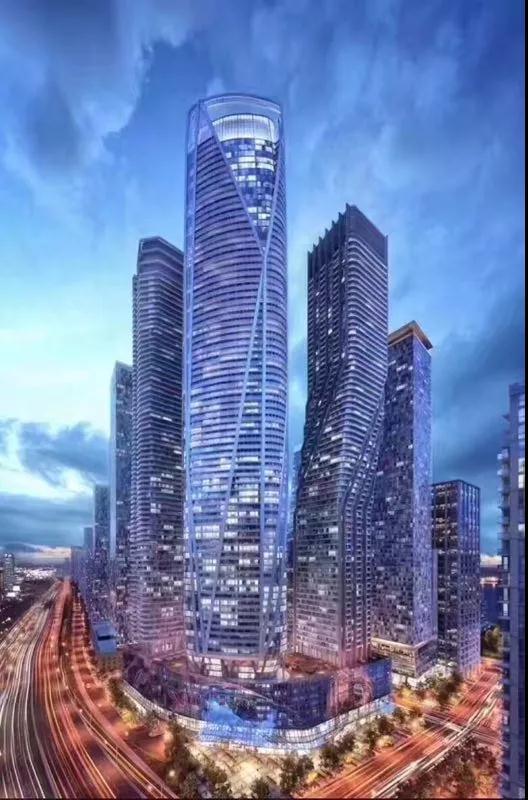 【楼花推荐】立于城市起点,看尽世间繁华,One Yonge公寓!