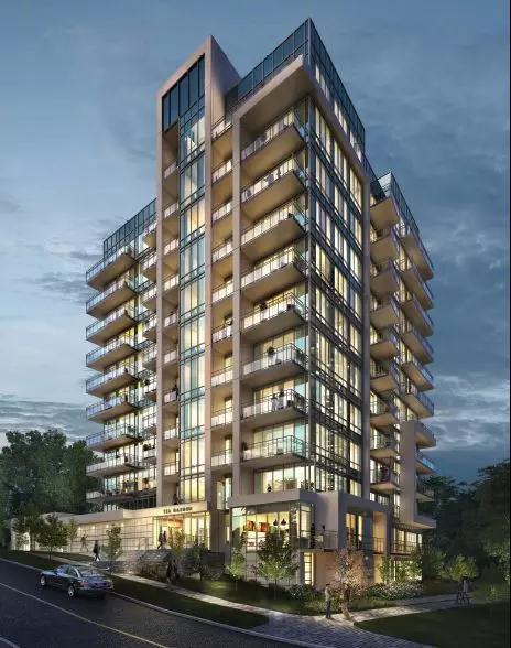 【公寓推荐】北约克Sheppard/Bayview地铁公寓–Tea Garden Condos